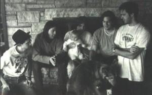 NirvanaAlbini1993